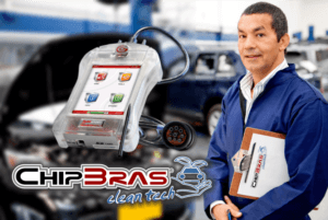 Scanner Automotivo Chipbras